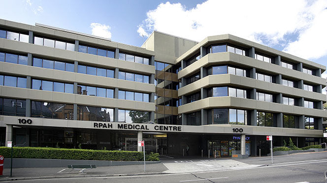 RPAH Medical Centre, Carillon Ave, Newtown NSW
