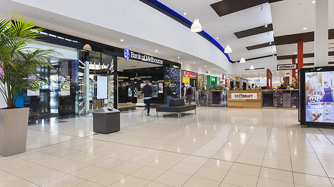 Waurn Ponds Shopping Centre, Geelong, VIC