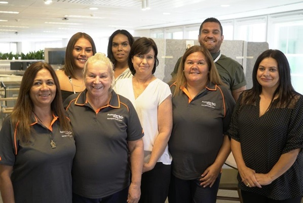 Aboriginal Home Care team