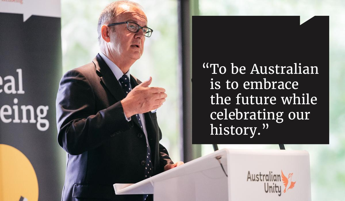 Embracing the future & celebrating our shared past| Australian Unity